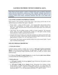 1.1.2. sasniegumi pirms vienotā eiropas akta - Eiropas Parlaments
