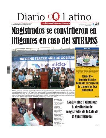 Edición 16 de Mayo de 2017