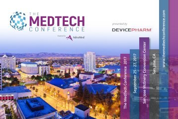 The MedTech Conference Flipbook