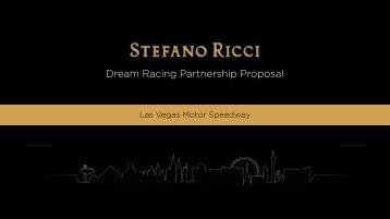 Stefano Ricci Partnership Proposal