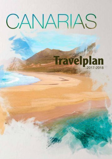 Travelplan Canarias 2017-2018