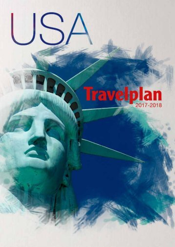 Travelplan USA 2017-2018