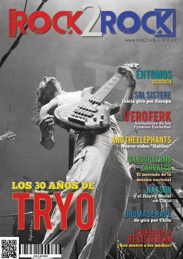 Rock To Rock Magazine N°2