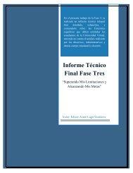 Informe Tecnico Fase Tres_Edwar Asmé Lugo Gutiérrez.