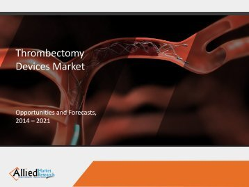 Thrombectomy Devices