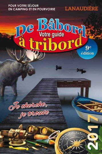 Babord Tribord Lanaudiere 2017