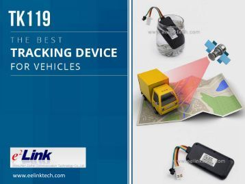 TK119-W – The Best Vehicle Tracking Device