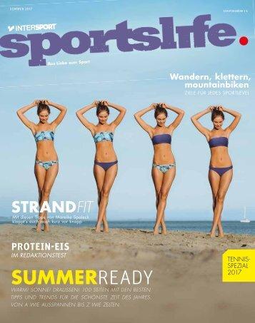 sportslife Sommer 2017