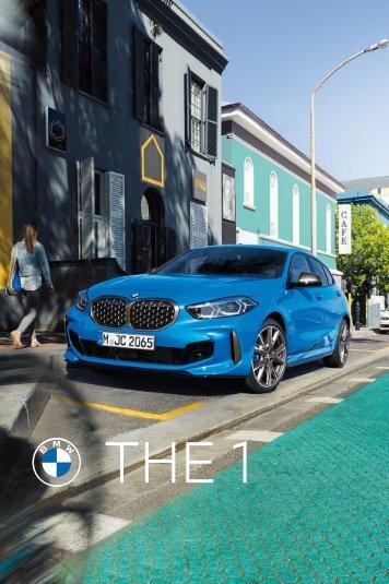 BMW 1-serie 5 dørs oktober 2018