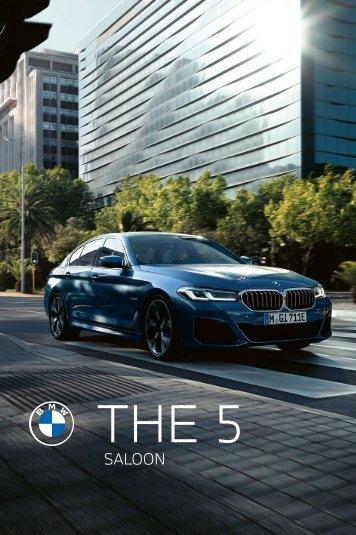 BMW 5-serie Sedan november 2018