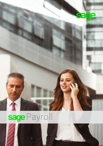 Sage Payroll FY17