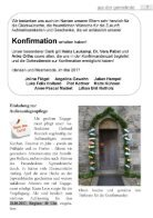 Gemeindebrief Juni bis August 2017 - Page 7