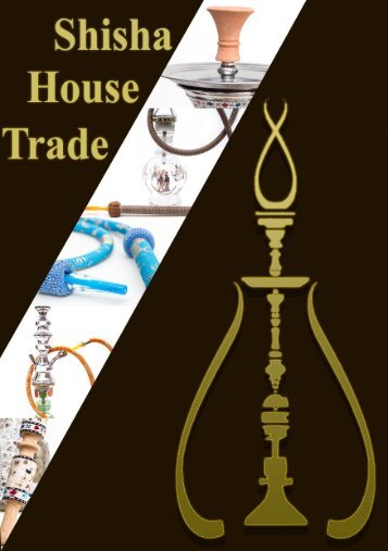 Catalogue Shisha House Trade