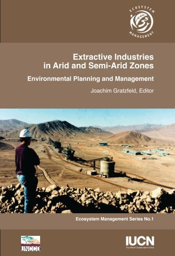 extractive industries book new - IUCN