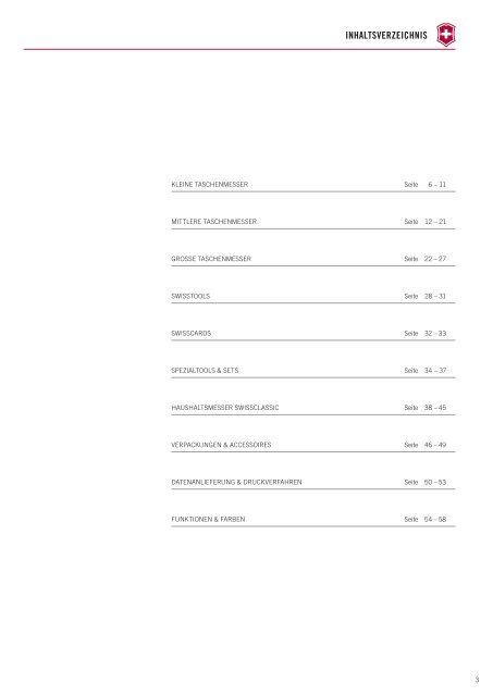 Vici Katalog Victorinox