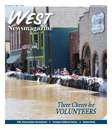West Newsmagazine 5-17-17