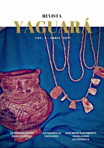 Revista Yaguará Vol 2