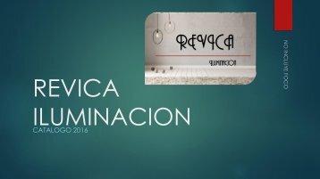 CATALOGO REVICA ILUMINACION