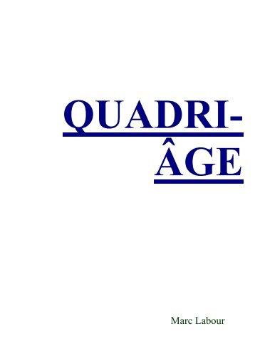 QUADRI-ÂGE