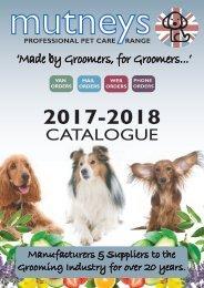 Mutneys 2017-2018 Catalogue