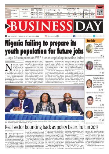 BusinessDay 09 May 2017
