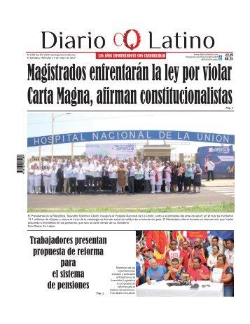 Edición 17 de Mayo de 2017