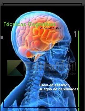 Tecnicas Cognitivas