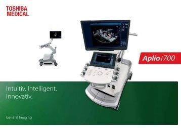US Toshiba Aplio i700