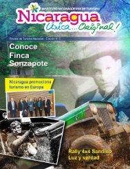 Revista Nicaragua, Única... Original! Edición N° 5.