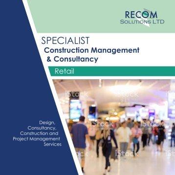 Recom Retail Brochure 2017