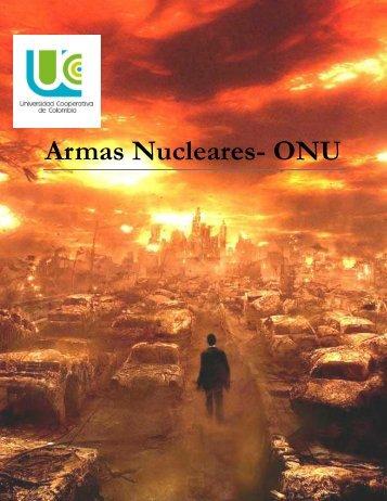 Bombas Nucleares