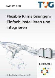 TVG - System Free - Flexible Klimalösungen