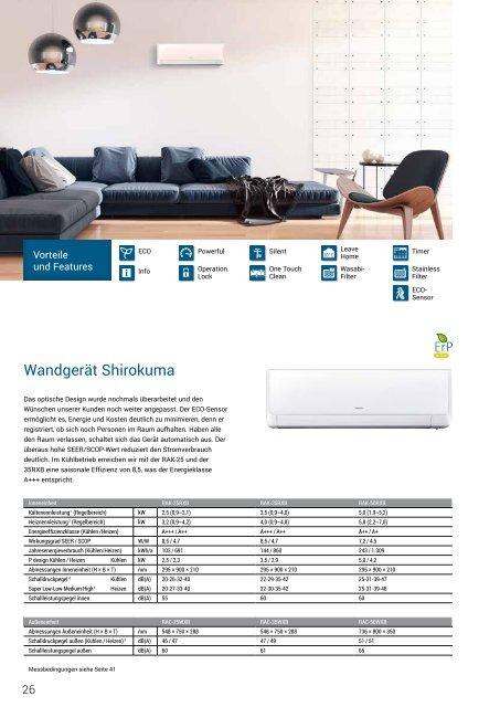 TVG - Raumklimageräte - Effizientes Wohlfühlklima für Ihr Zuhause