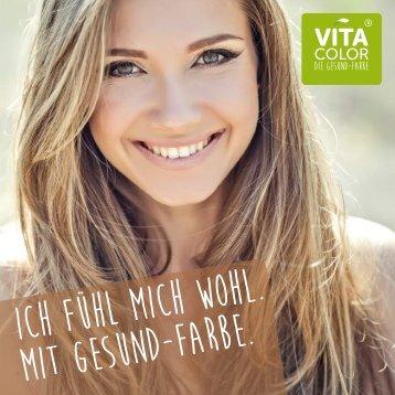 VitaColor Verkaufschancen-Folder – DE