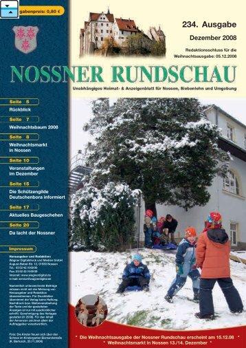 Eberle-Schule Nossen - Nossner Rundschau