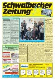Schwalbacher Zeitung