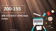 ExamGood 200-155 DCICT CCNA Data Center exam dumps questions