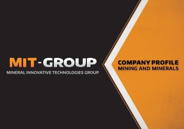 Mineral Innovative Technologies Company Profile
