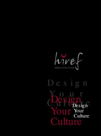 HİREF | Design Your Culture