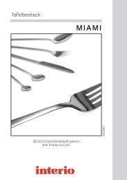 Miami at 0807
