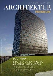 holz – glas – metall - architektur premium