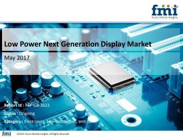 Low Power Next Generation Display  Electronics