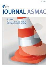 Journal ASMAC No 3 - Juin 2012