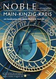 Noble-Magazin Main-Kinzig-Kreis - Media-Line@Services