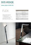LED Stehlampe LUCTRA FLEX von DURABLE - Page 5