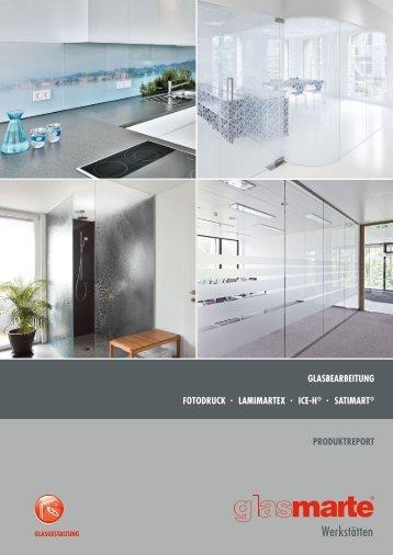 Glasbearbeitung - Produktreport