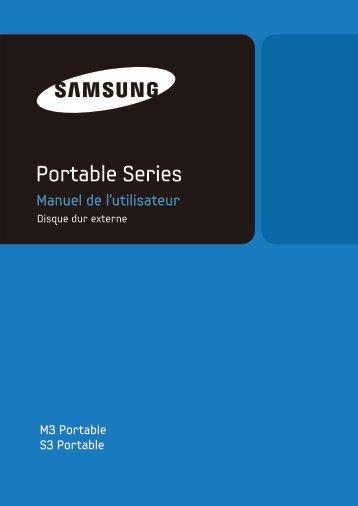 M,S Portable_User Manual-FR_E05_19 05 2014
