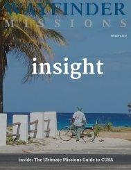 INSIGHT # 1 - CUBA