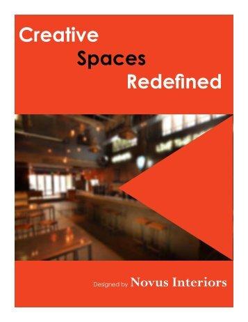 Novus Interiors Ltd 2017 - 2018 Brochure