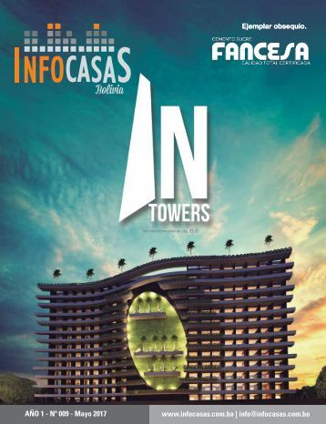 Revista InfoCasas Bolivia Mayo 2017